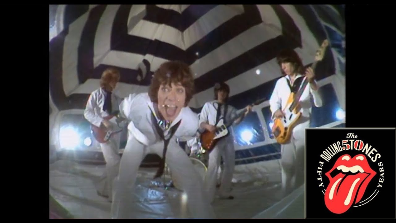 the rolling stones it 39 s only rock 39 n 39 roll but i like it official promo youtube. Black Bedroom Furniture Sets. Home Design Ideas