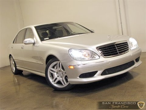 2004 mercedes benz s55 amg for sale youtube for Mercedes benz s55
