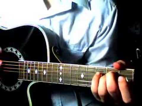 """George Strait's """"Troubadour""""- Guitar Instructional"""