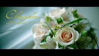 24.04.2015  Видеосъемка свадеб. Бердянск, Запорожье, Куйбышев