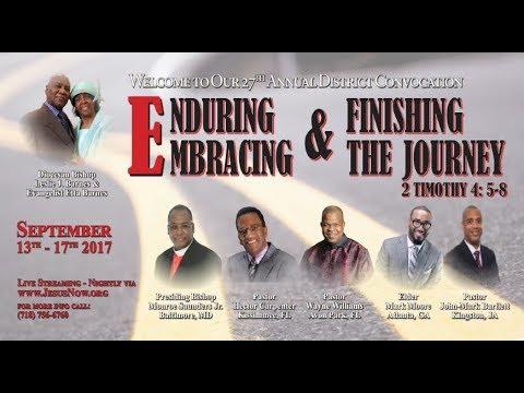 09-17-17, Pastor John-Mark Bartlett, God Will Finish The Journey [Morning Service]