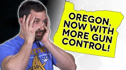Oregon SB501 | New Gun Control Bills | The Legal Brief