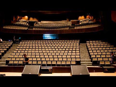 Teatro Santander Con El Mejor Sonido Del País
