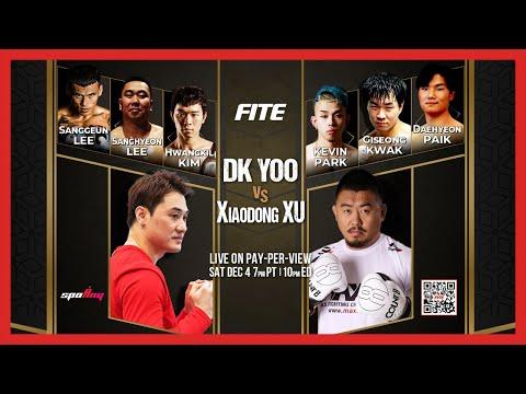 Download 2021 Special Match - DK Yoo vs Xu Xiaodong