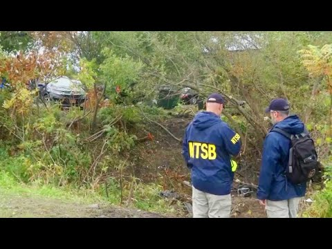Jo Jo - Limo Crash Kills 20 In New York