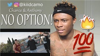 Chance Sutton & Anthony Trujillo - No Option (Song) feat. LANDON (Official Music Video) REACTION!