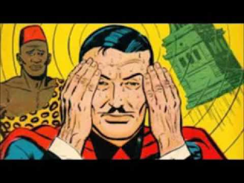 Mandrake The Magician – X Fights Lothar (March 21, 1941)
