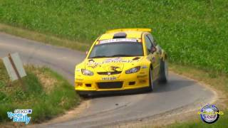 Geko ypres rally 2010(crash sarrazin)