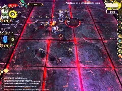 Blood Bowl Legendary Edition Undead vs Lizardmen Part 1  