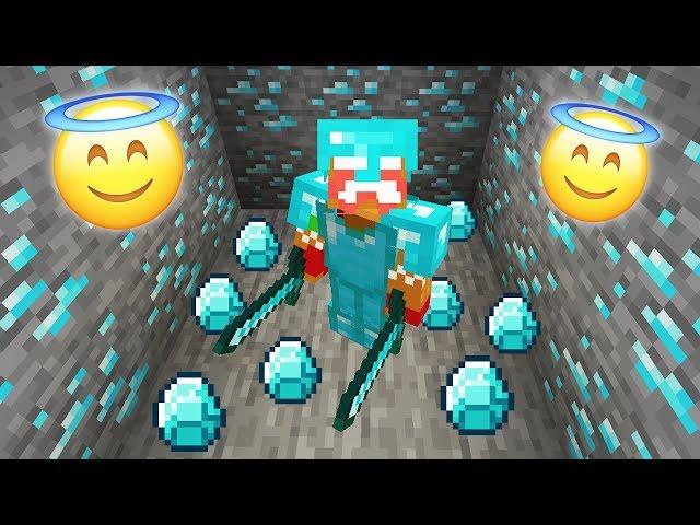 i became a minecraft GOD