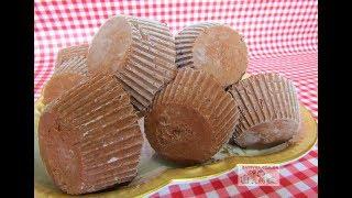 Шоколадно-банановое мороженое