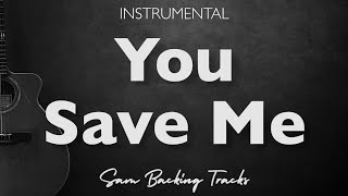 You Save Me - Alicia Keys feat Snoh Aalegra (Acoustic Guitar Instrumental)
