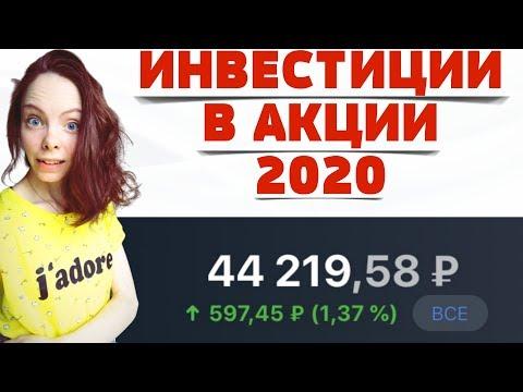 ИНВЕСТИЦИИ 2020 - КУДА ВКЛАДЫВАТЬ ДЕНЬГИ В 2020 ГОДУ? ИНВЕСТИЦИОННЫЙ ПОРТФЕЛЬ 2020