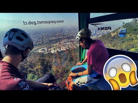 Mountain Bike Enduro Trails | Vlog #4 | SANTIAGO MTB