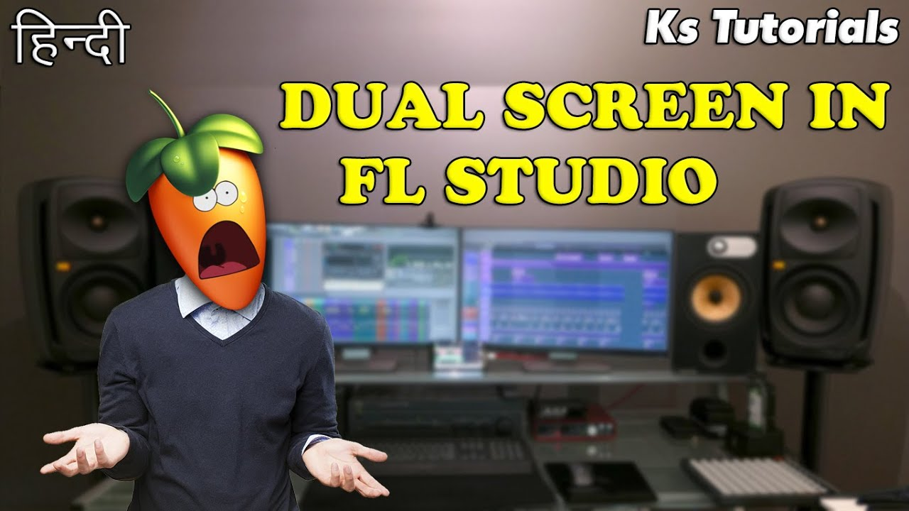 Download How To Connect Dual Monitors In FL Studio