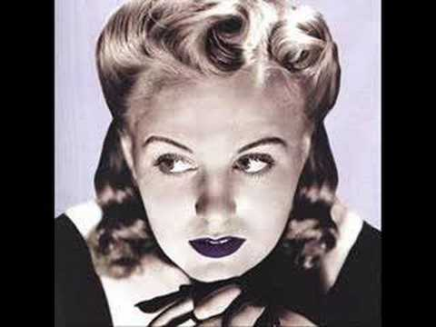 Fever - Peggy Lee