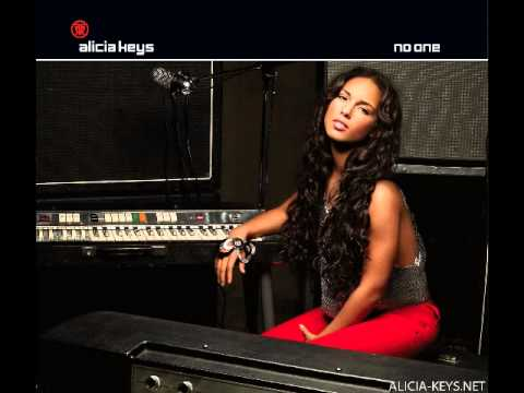 Alicia Keys - No One - YouTube
