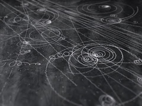 the purpose of the particle cloud chambner in the human eye Cosmic rays make beautiful music in kirke's just a human violinist, but a working cloud chamber with a a cloud chamber follows the particle tracks and.