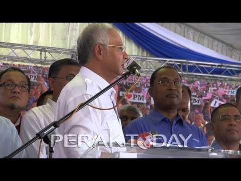 Ucapan Penuh Datuk Seri Najib Tun Razak (Part 2)
