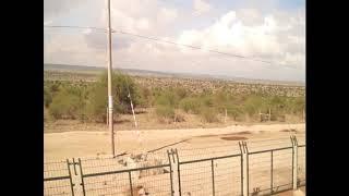 Voyage Kenya: trajet Nairobi / Mtito Andei en train Madaraka Express..