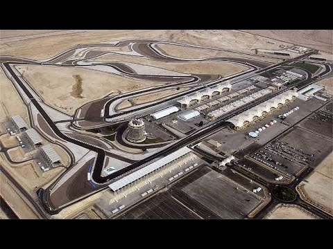 MML-Bahrain International Circuit