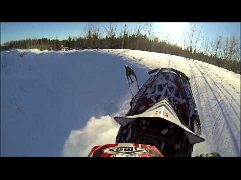 2013 Pro Rmk 800 First Ride Of The Season