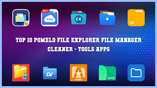 Top 10 Pomelo File Explorer File Manager Cleaner Android Apps screenshot 2