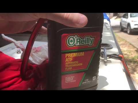 How to Fill a Tilt-Trim Outboard Motor