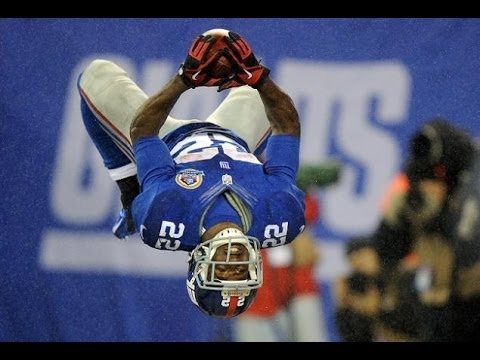 David Wilson Rookie Season Highlights