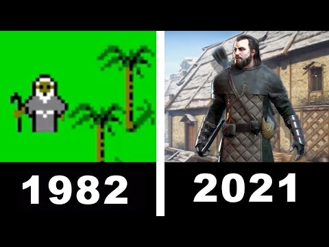 Evolution Of Christian Video Games (1982 - 2019)