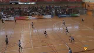 FINAL infantil masculina (Campeonato de España Hockey Sala 2013)