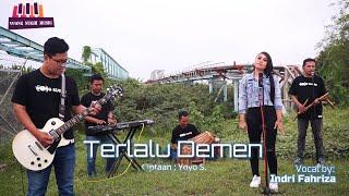 Download Mp3 Terlalu Demen Versi Cover Wong Sugih Music  Voc. Indri Fahriza