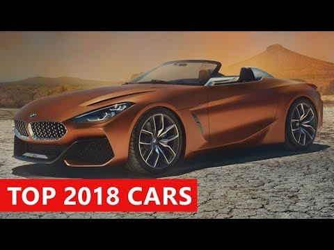 10 Amazing New Cars Coming In 2018 Best Car Debuts