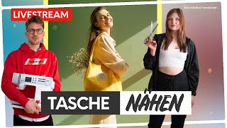 Download Mp3 Live NÄhen: Gemeinsam Tasche Nähen  Make Me Take Me   ✂️🧵