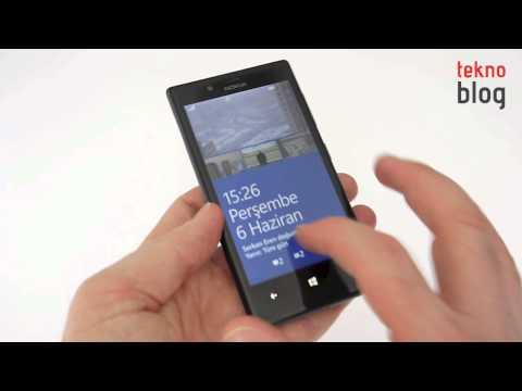 Nokia Lumia 720 İncelemesi