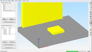 basic selectra mcm workflow in s3d