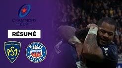 Champions Cup : Irrésistible, Clermont étrille Bath