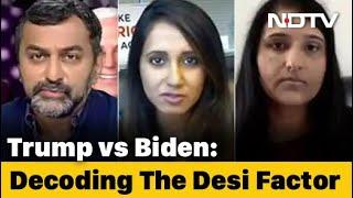 Reality Check | Donald Trump Vs Joe Biden: Decoding 'Desi' Factor