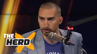 Steph Curry is the most arrogant NBA player since Michael Jordan | THE HERD