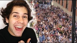 SeatGeek buys David Dobrik another Ferrari