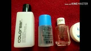 Nail Polish Remover Reviews 2018 | Kara nail polish remover wipes reviewツツ