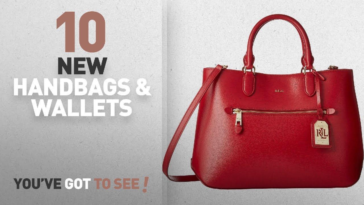 9d6847c25f05 Ralph Lauren Handbags   Wallets  2018 New Arrivals   LAUREN Ralph Lauren  Women s Newbury Sabine