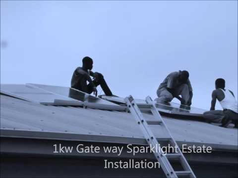 A MUST WATCH of solar power projects done by AWPS Renewable Energy Ltd