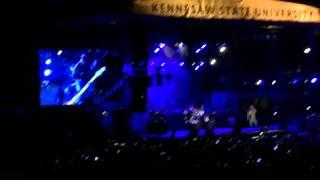 Wiz Khalifa @ Kennesaw State University, GA 10-11-2014 Live
