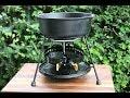 Vorstellung Petromax pro-ft - Dutch Oven Deckelhalter von CampMaid