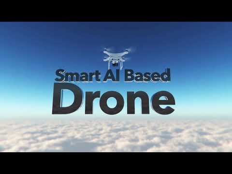 Ai Drone traffic monitoring , animal and forest fire detection , criminal finder drone.