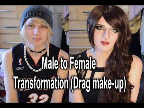 make-up artist transgender maryland
