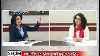 Nurgül Yılmaz İle Seçim 2015 CHP Manisa Milletvekili Aday Adayı Dr.Tur Yıldız Biçer / 24 Mart 2015