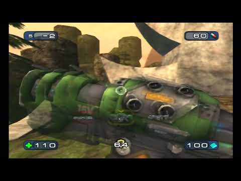 Unreal Championship Online 60FPS Gameplay Xlink Kai 11/25/2017