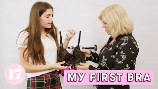 My First Bra | Seventeen Firsts